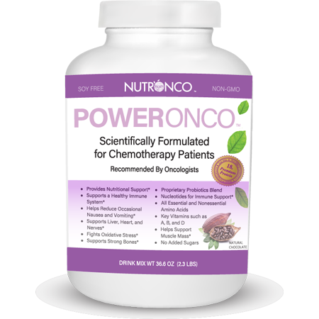 poweronco nutrional support